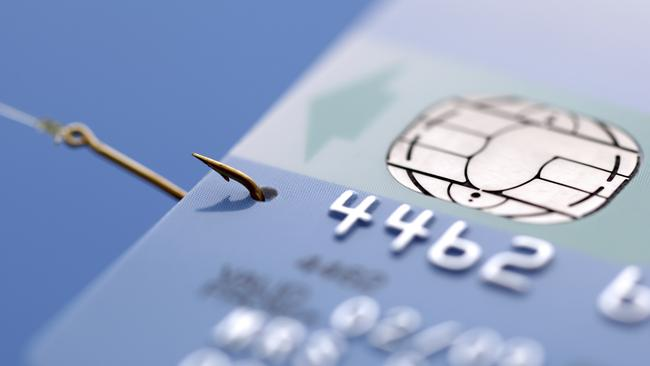 Aussies are being gouged by credit card interest rates as high as 23.5 per cent, despite the record low cash rate. Picture: Thinkstock