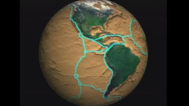 determining paleoenviroment tectonic history Chapter 8 overview of plate tectonic history and its unresolved tectonic problems p aul m a n n, r o b e r t d r o g e r s a n d l is a g a h a g a n òalthough several of the ideas basic to the.