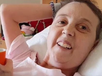 Connie Johnson filmed a thank video for Carrie Bickmore during her final days.
