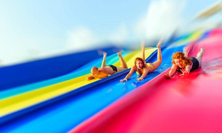 Your family survival guide for water theme parks