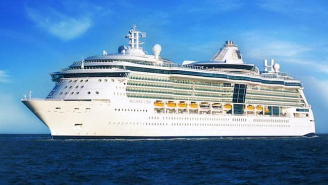 The cruise will set said from Florida in 2020. Picture: Temptation Caribbean Cruise