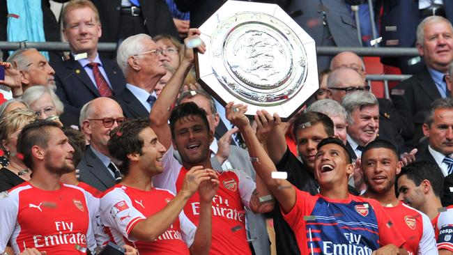 Arsenal made a statement by routing Manchester United in the Community Shield.