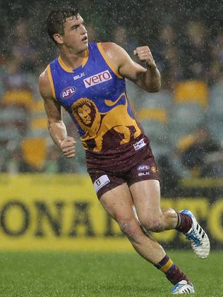 Tom Rockliff destroyed the Gold Coast Suns last weekend. Picture: Peter Wallis