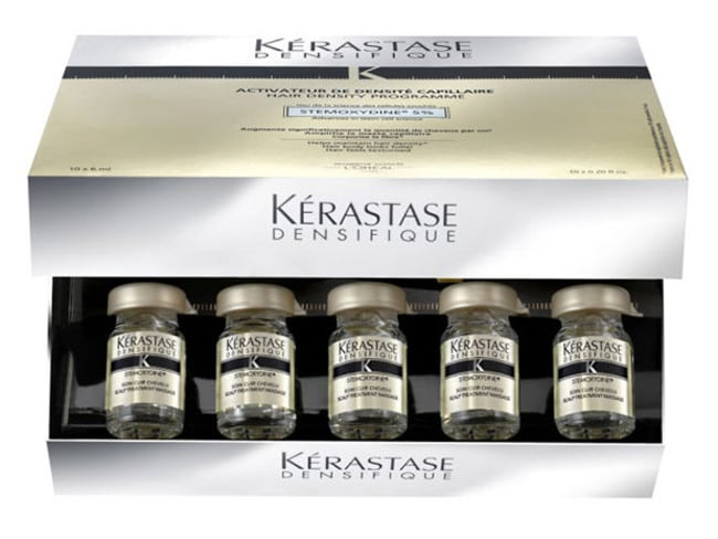 The Kerastase pack.