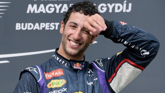 Daniel Ricciardo's breakout season as Red Bull's premier driver has been noted by his F1 rivals.