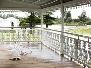 Drift House, Port Fairy. Luxury accommodation. Sunday Escape, Susan Bugg Picture: supplied by Drift House