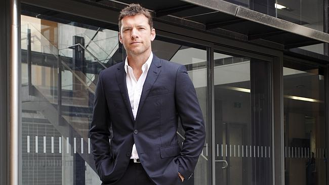 Coming home ... Sam Worthington producer and star of Foxtel's Deadline Gallipoli prepares
