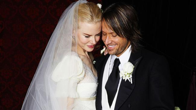 Nicole Kidman Keith Urban Wedding: Nicole Kidman On How She Helped Keith Urban Get Over