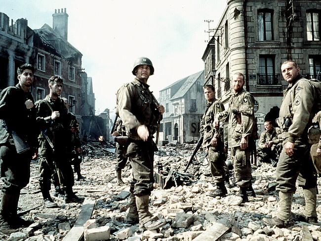 Tom Hanks and the other actors went through hell to prepare for Saving Private Ryan.