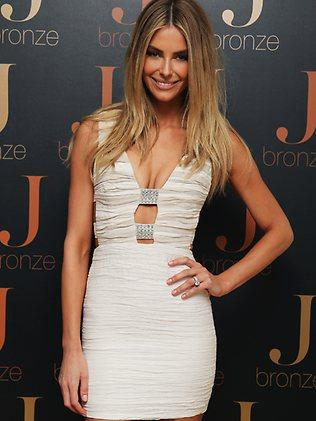 For more information about the tanning range, visi www.jbronze.com.au. (Photo by Don Arnold/WireImage)