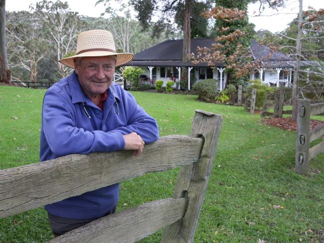 Bangaloe Stud owner Danny Bourke took on the property almost three decades ago and says its time to move on to new beginnings.