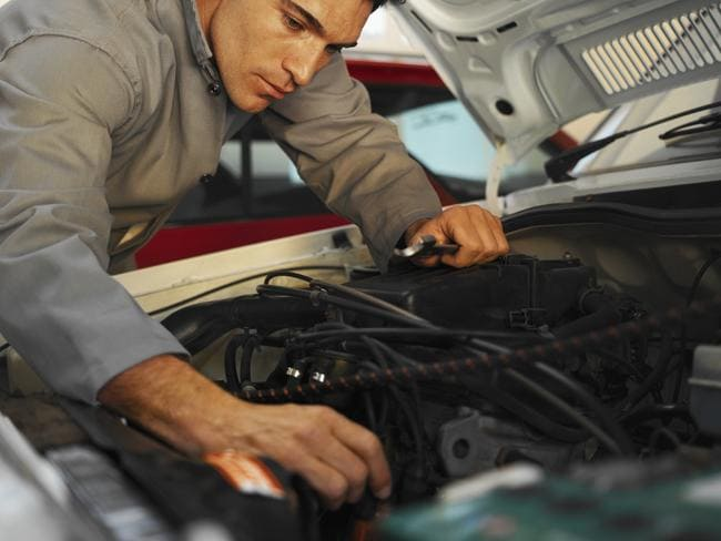 Don't let on that you have no idea what your mechanic is talking about.