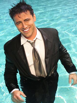 Matt LeBlanc played Joey Tribbiani in the hit TV show, Friends. Picture: Supplied