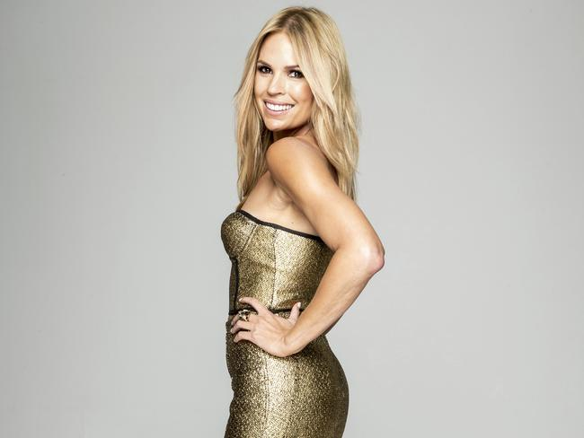 Glamour girl ... Sonia Kruger is still showing off her good looks. Picture: Supplied