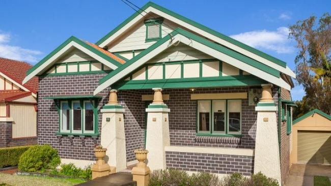 76 Wilga St, Concord West sold for $157,000 above reserve. Picture: realestate.com.au