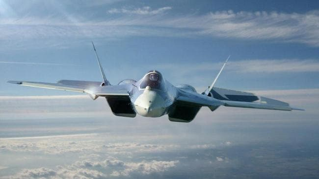 The Su-57 carries a variety of sensors, many optimised to detect other stealth aircraft.