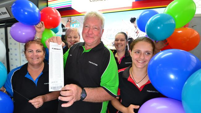 news cairns another millionaire north queensland after powerball story dafedeba