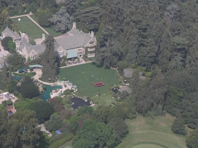 Sources say the value is in the land rather than the mansion. TITLE: Naked Pamela Anderson Covers Playboy's Final Nude Issue