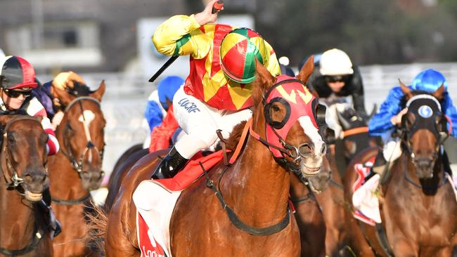 Observational was scratched from Eclipse Stakes on Saturday.