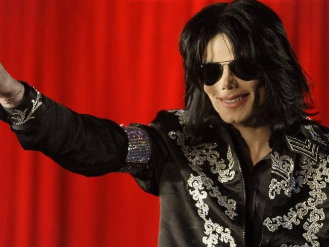 Michael Jackson was very reserved and humble when he appeared, according to the medium. Picture: Joel Ryan/AP