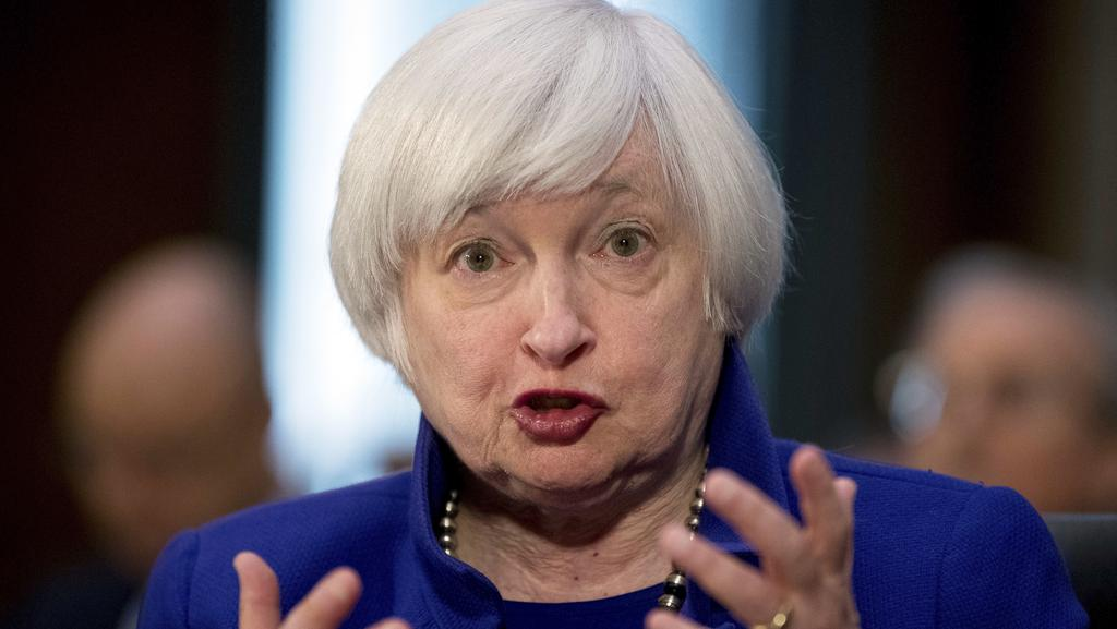 Federal Reserve Chair Janet Yellen has indicated more rate rises for 2017. Picture: AP