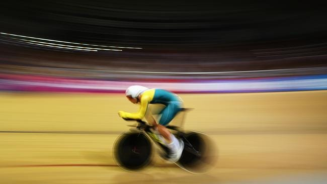 Jack Bobridge of Australia was the star on the track with two gold medals.