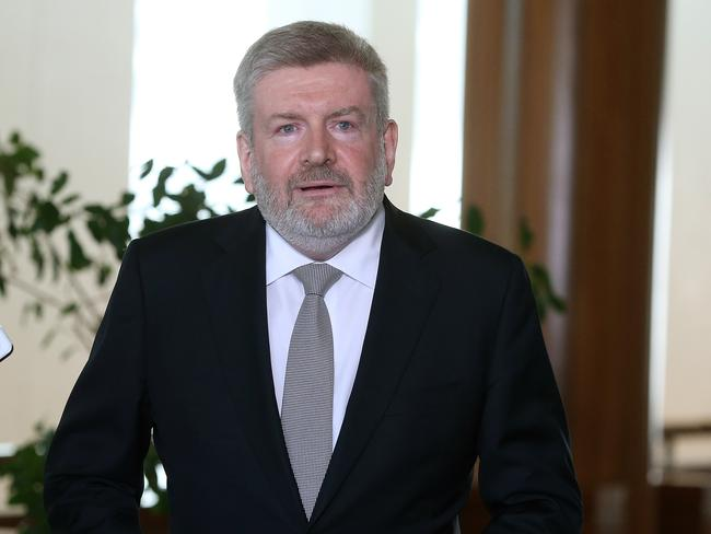 Communications Minister Mitch Fifield has defended the rollout.