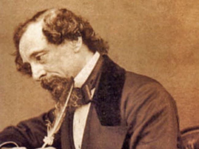 Charles Dickens drew inspiration from his city.