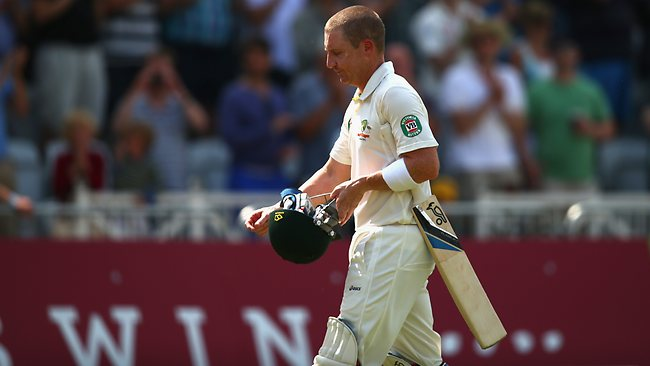 Brad Haddin says he has no problem with Stuart Broad's decision not to walk after edging a ball and being given not out.