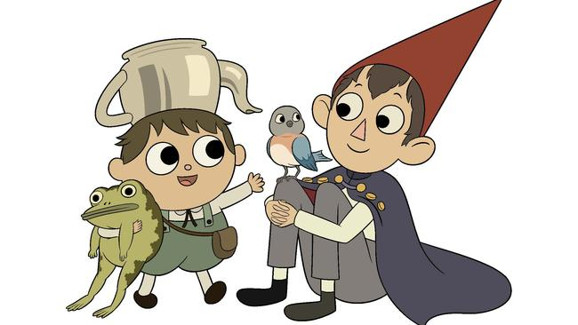a critique of over the garden wall an animated television miniseries by patrick mchale Daily de-stresser review series: over the garden wall  enchanting miniseries by patrick mchale about two half-brothers  age of tv animation .