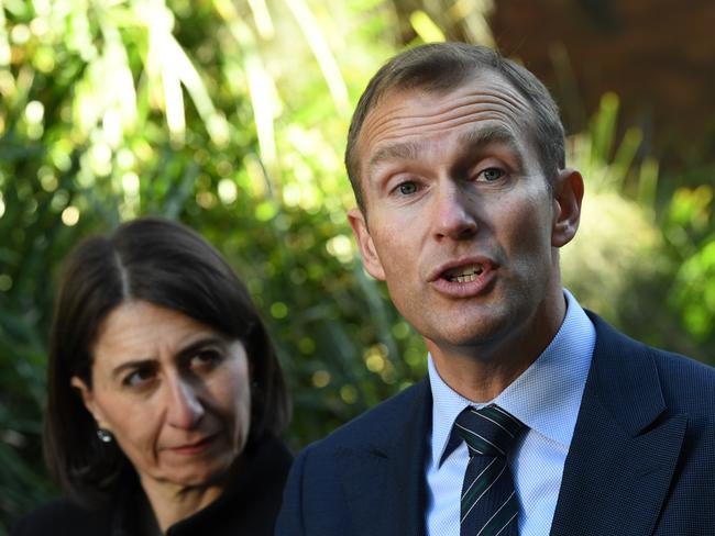 NSW Education Minister Rob Stokes has apologised and asked for a report Picture David Moir