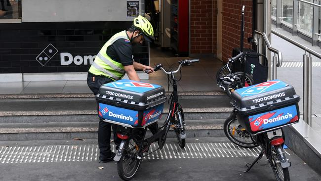 The company says it will recommence deliveries in the near future. Picture: Paul Miller