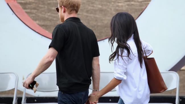 Will Prince Harry pop the question soon?