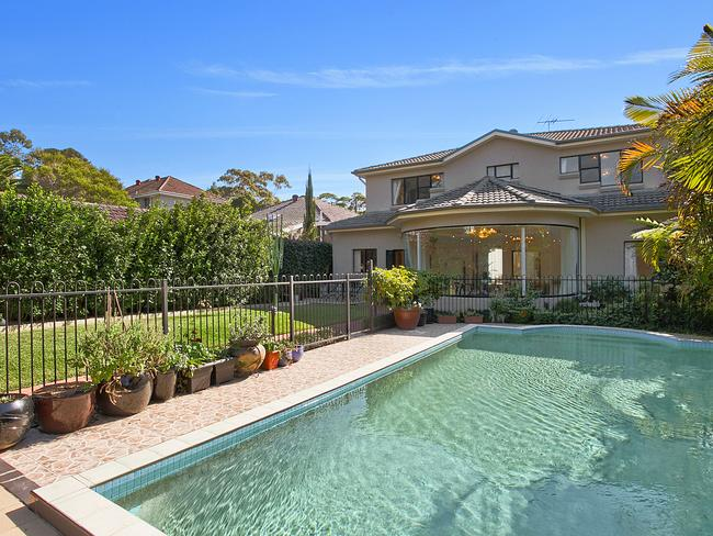210 Albert Rd, Strathfield spans over three levels and packed with luxury features.