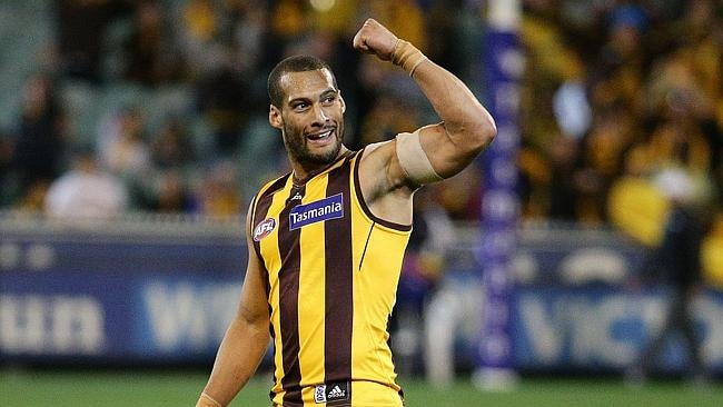 Hawthorn's Josh Gibson surprised many by winning his club's best and fairest in a premiers...
