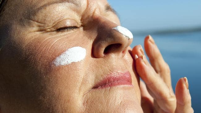 Sunscreen is non-negotiable when using Vitamin A products.