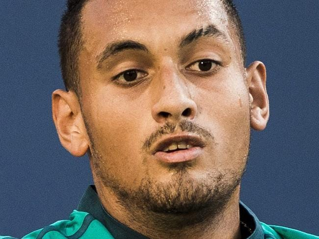 Kyrgios' bizarre toilet 'emergency'