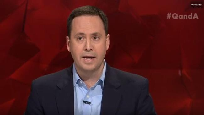 Stitch-up ... a source close to Liberal MP Steven Ciobo says there's a feeling the minister was set up.