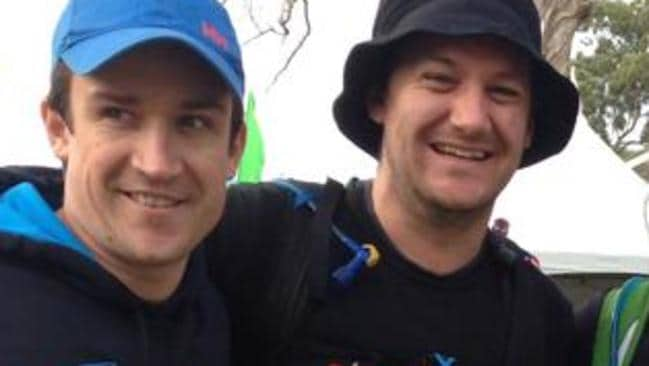 The bodies of Daniel Kerr, left, and Martie Buckland have been found on Mt Bogong.