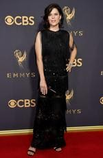 Neve Campbell attends the 69th Annual Primetime Emmy Awards at Microsoft Theater on September 17, 2017 in Los Angeles. Picture: Getty