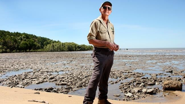 Bob Irwin is continuing his son's work for conservation on Cape York Peninsula.
