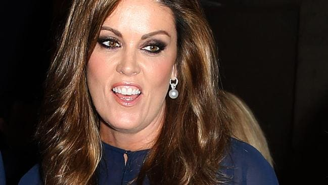 Peta Credlin pictured at the Australian Women's Weekly Women of the Future event in Sydney.
