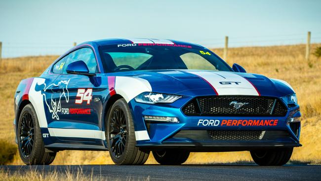 Ford has announced its return to Supercar racing next year. Picture: Supplied