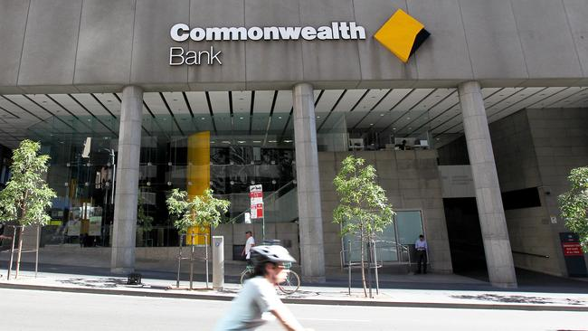 a report on the commonwealth bank of australia
