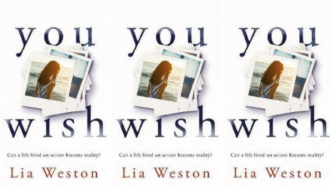Lia Weston's new book 'You Wish' is on sale now. Photo: Supplied