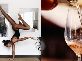 Handpicked Cellar Door: Yoga and wine tasting classes are here