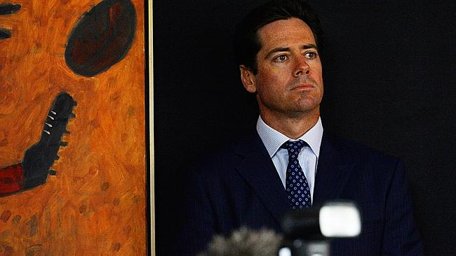 Gillon McLachlan is tipped to replace Demetriou.