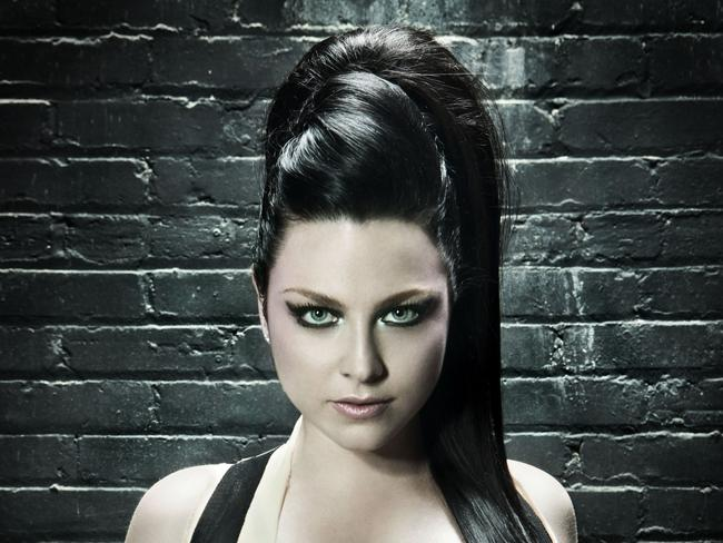 The Faction team hope female-fronted artists feature on the Hardest 100 including Evanescence. Picture: Supplied.