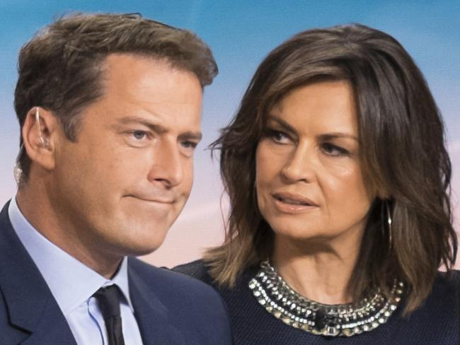 Channel Nine's year from hell