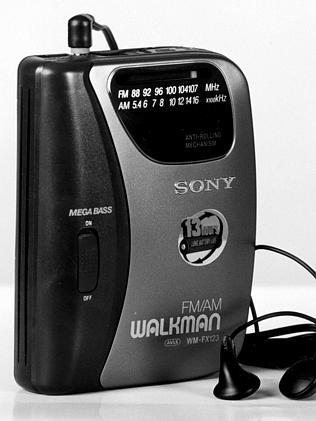Remember the Sony Walkman? Neither do we.